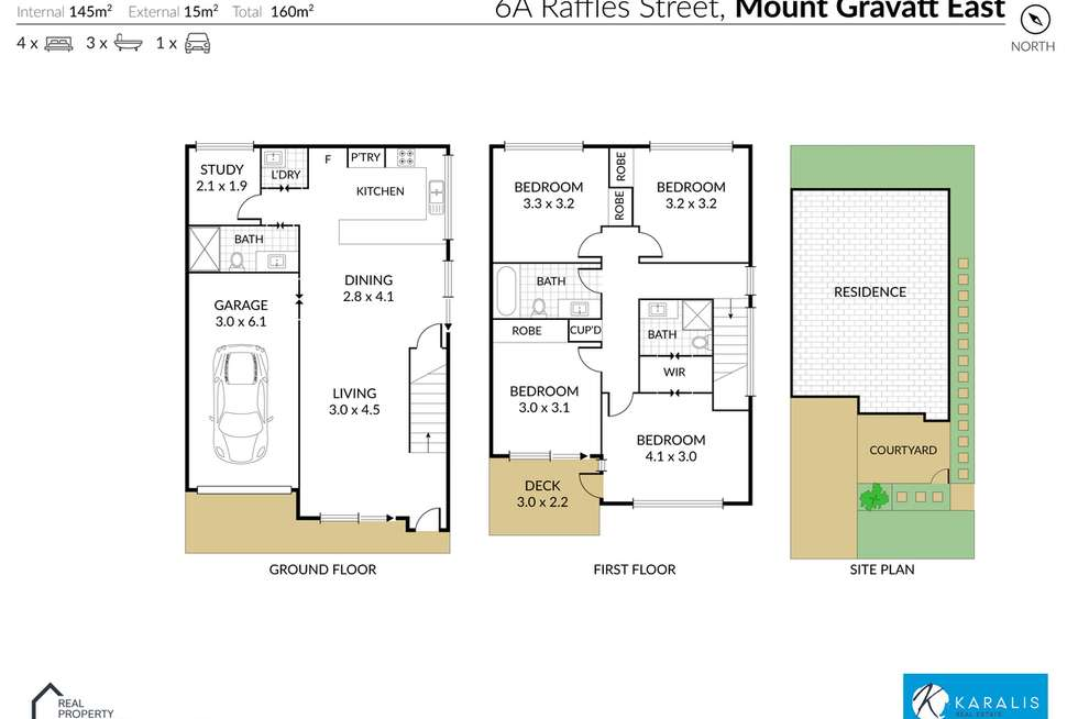 Floorplan of Homely house listing, 6a Raffles Street, Mount Gravatt East QLD 4122