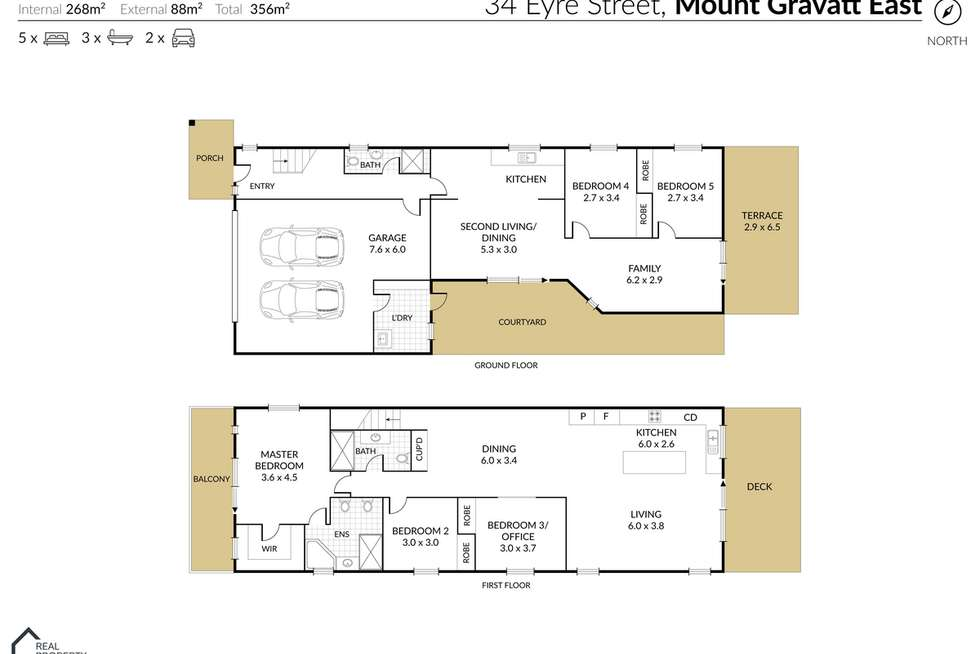Floorplan of Homely house listing, 34 Eyre Street, Mount Gravatt East QLD 4122
