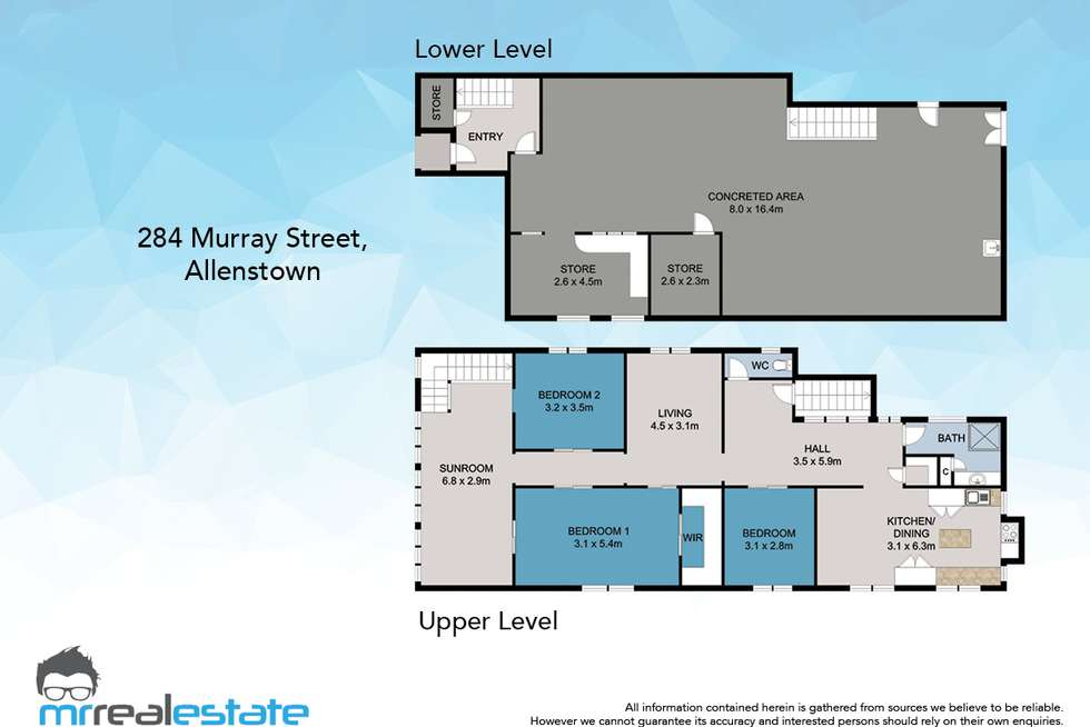 Floorplan of Homely house listing, 284 Murray Street, Allenstown QLD 4700