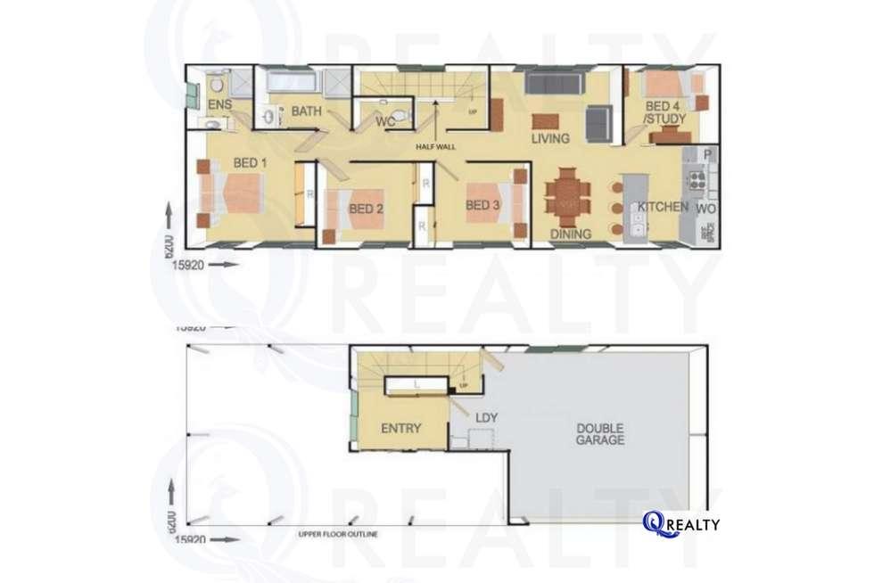 Floorplan of Homely house listing, 94 High Street, Blackstone QLD 4304