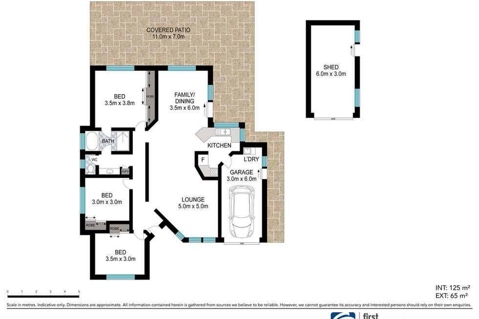Floorplan of Homely house listing, 16 Oakbank Terrace, Murwillumbah NSW 2484