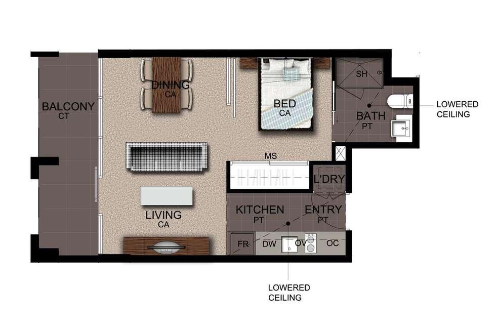 Floorplan of Homely apartment listing, 104/839 Dandenong Road, Malvern East VIC 3145