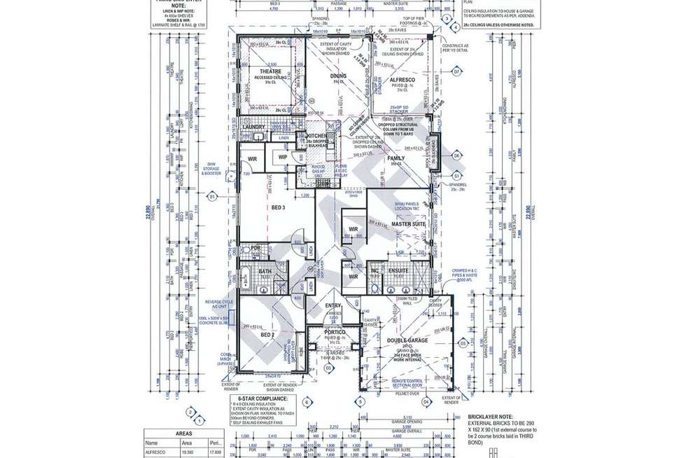 Floorplan of Homely house listing, 5 Garrut Way, Caversham WA 6055