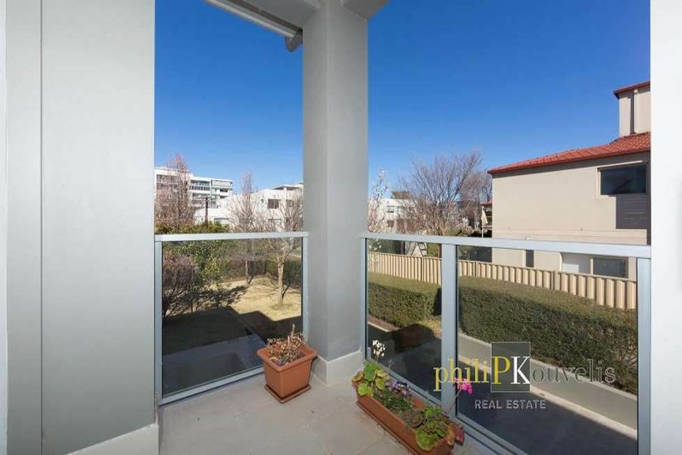 Floorplan of Homely apartment listing, 20/68-70 Macleay Street, Turner ACT 2612