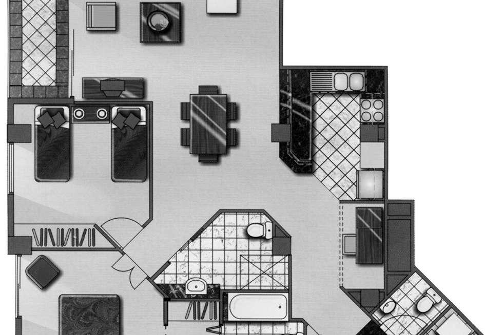Floorplan of Homely unit listing, 201 Edward Street, Brisbane QLD 4000