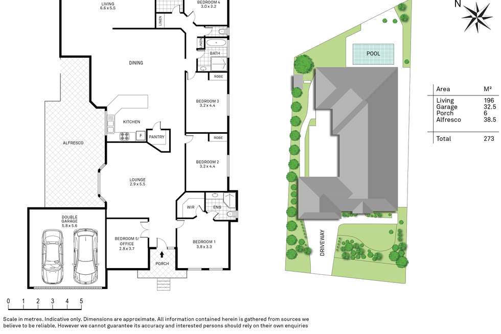 Floorplan of Homely house listing, 3 Mariner Close, Summerland Point NSW 2259