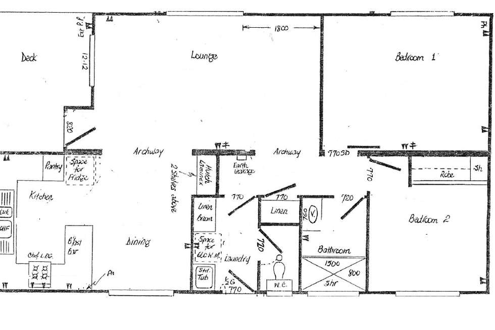 Floorplan of Homely house listing, 39-1481 Camden Valley Way, Leppington NSW 2179