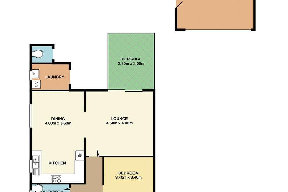 Floorplan of Homely house listing, 20 High Street, Cabramatta West NSW 2166