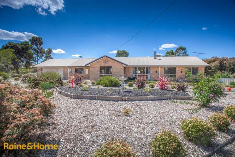 Floorplan of Homely house listing, 28 Regan Drive, Romsey VIC 3434