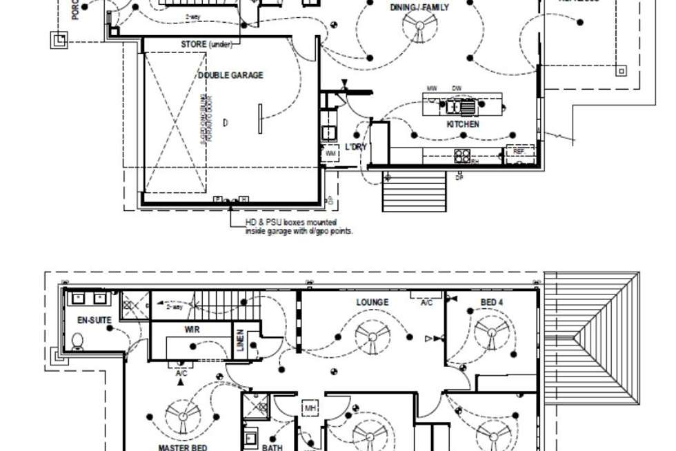 Floorplan of Homely house listing, 30 Wyperfield Circuit, Pimpama QLD 4209