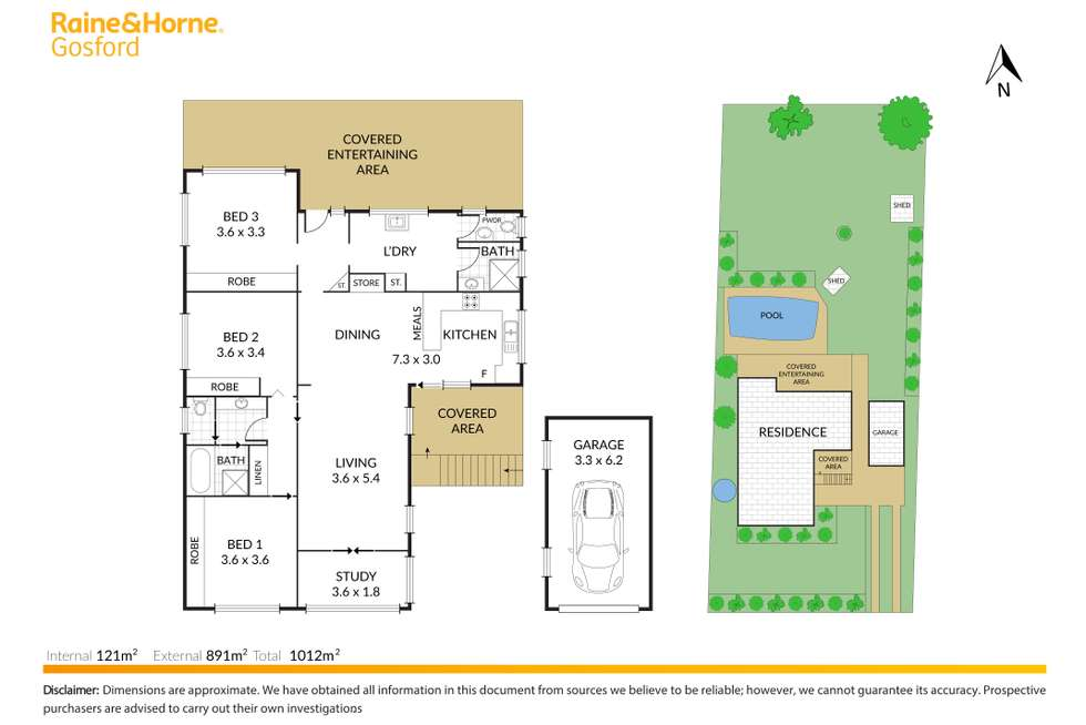 Floorplan of Homely other listing, 78 Wells Street, East Gosford NSW 2250