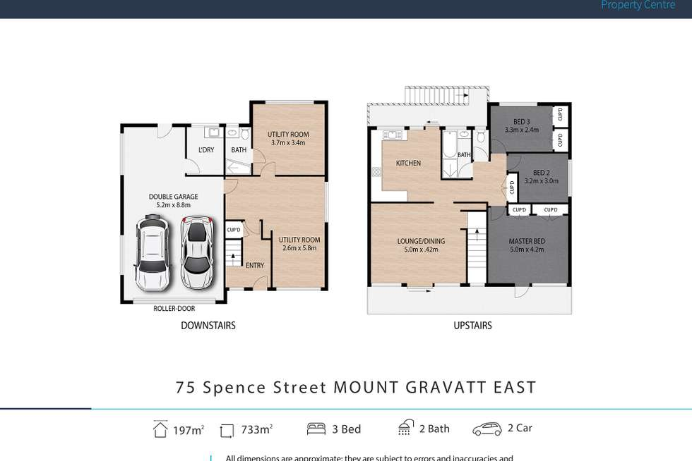 Floorplan of Homely house listing, 75 Spence Street, Mount Gravatt East QLD 4122