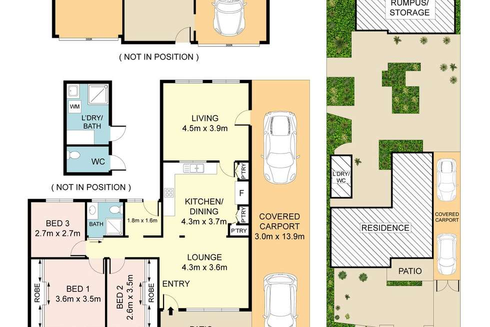 Floorplan of Homely house listing, 29 Barlow Crescent, Canley Heights NSW 2166