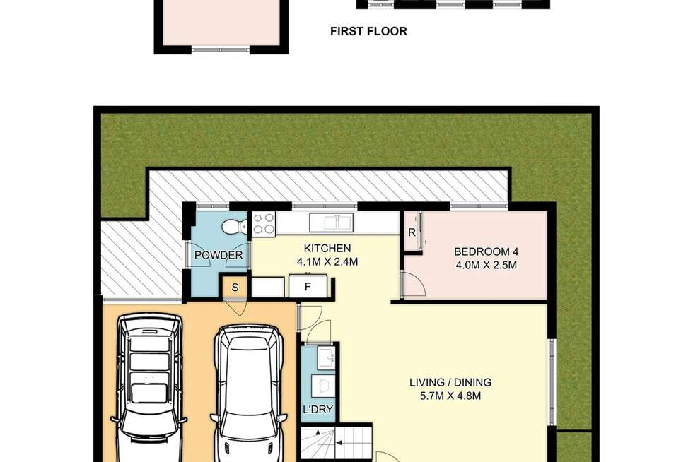 Floorplan of Homely house listing, 77 Salisbury Street, Canley Heights NSW 2166