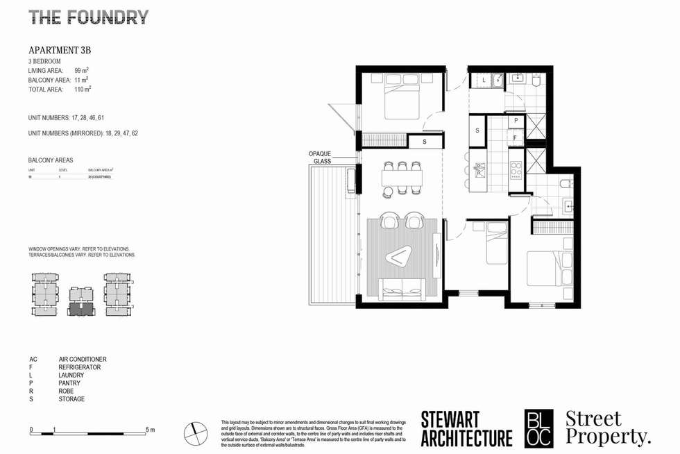 Floorplan of Homely apartment listing, 103/59 Date Street, Adamstown NSW 2289
