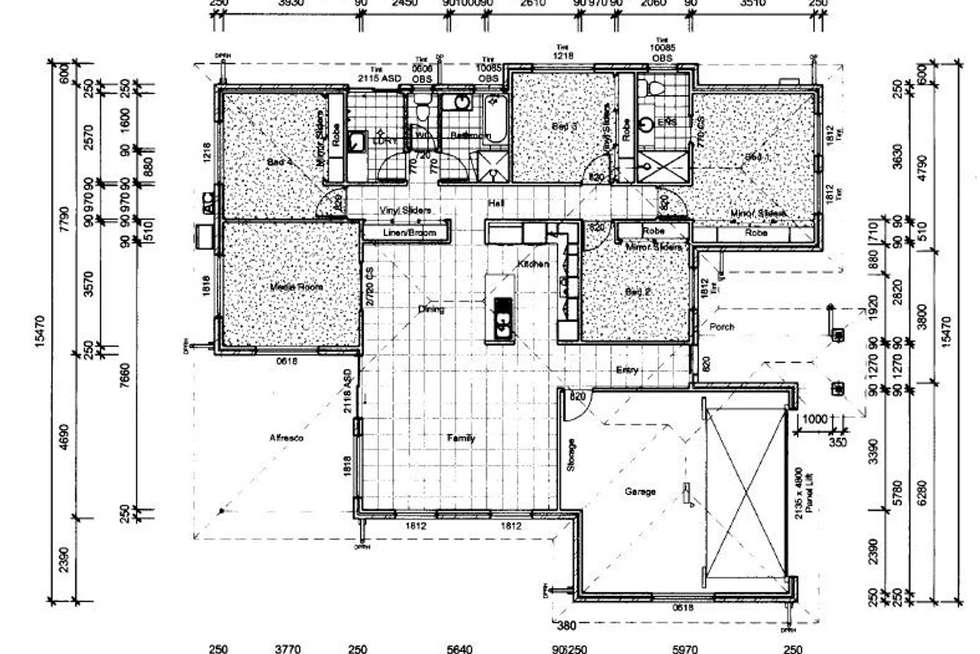 Floorplan of Homely house listing, 10 Gower Street, Chinchilla QLD 4413