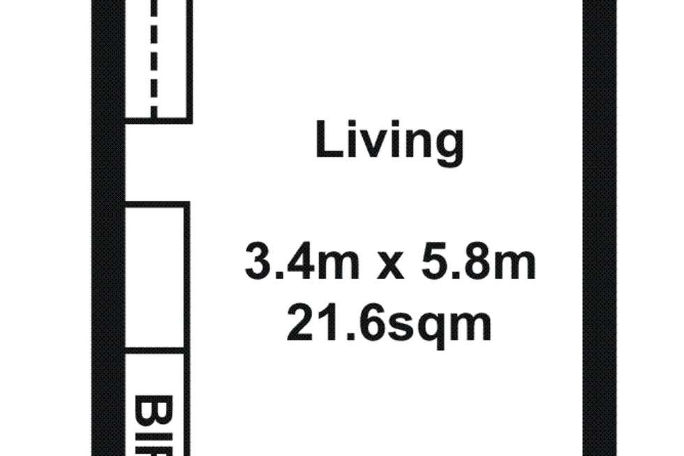 Floorplan of Homely unit listing, 17/132 Conyngham Street, Glenunga SA 5064