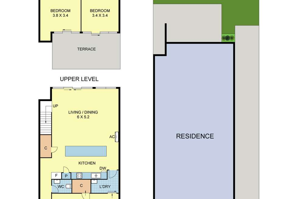Floorplan of Homely house listing, 53 Amadeo Way, Chirnside Park VIC 3116