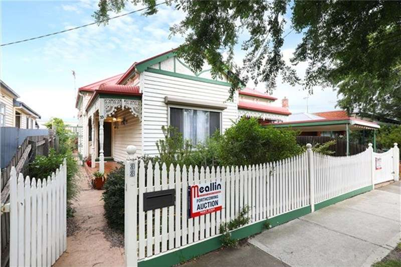 Main view of Homely house listing, 33 Commercial Road, Footscray, VIC 3011