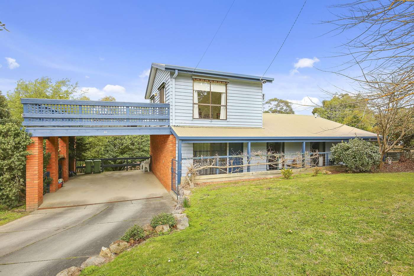 Main view of Homely house listing, 10 Tarranna Grove, Chum Creek, VIC 3777