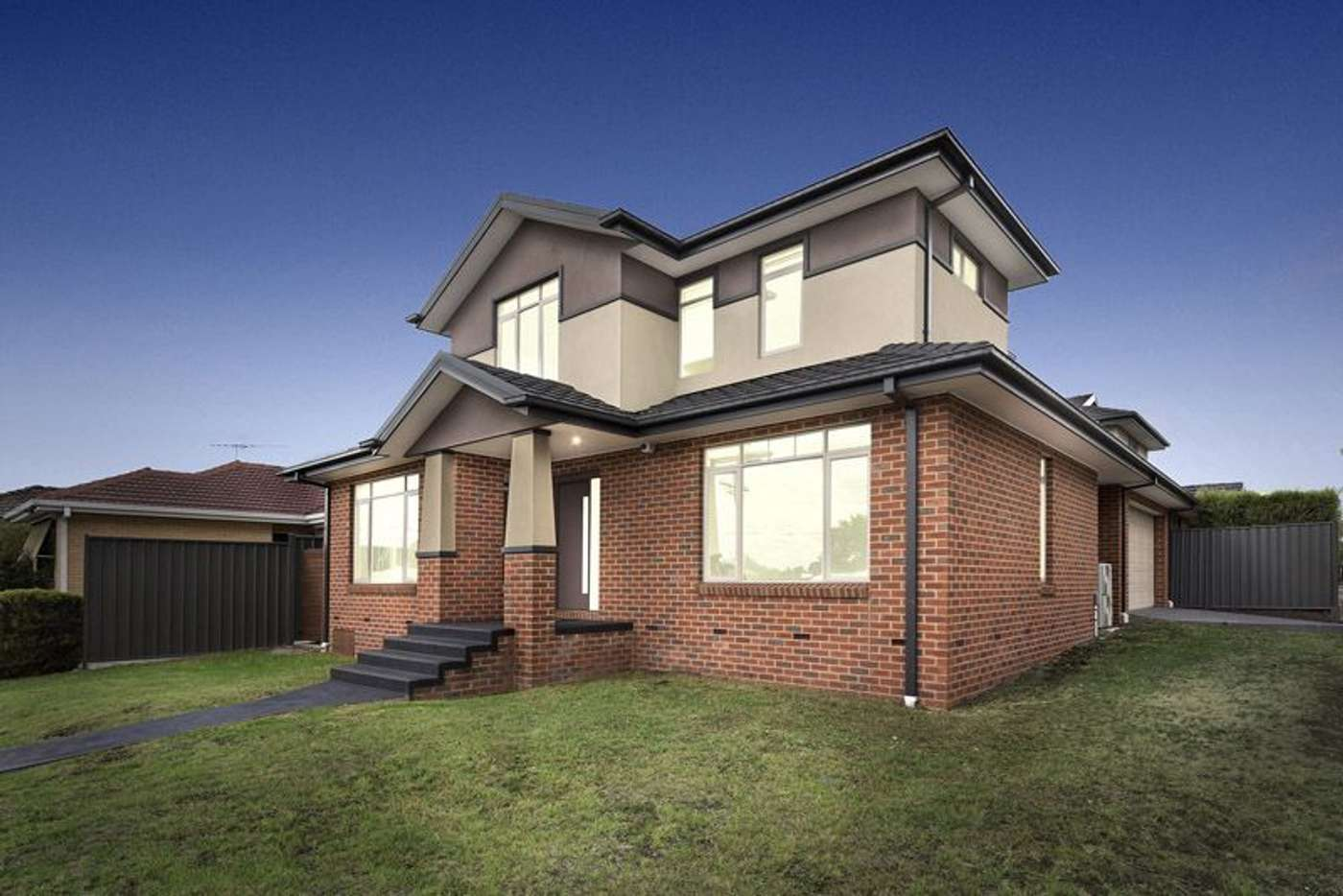 Main view of Homely townhouse listing, 14 Summit Avenue, Oak Park VIC 3046