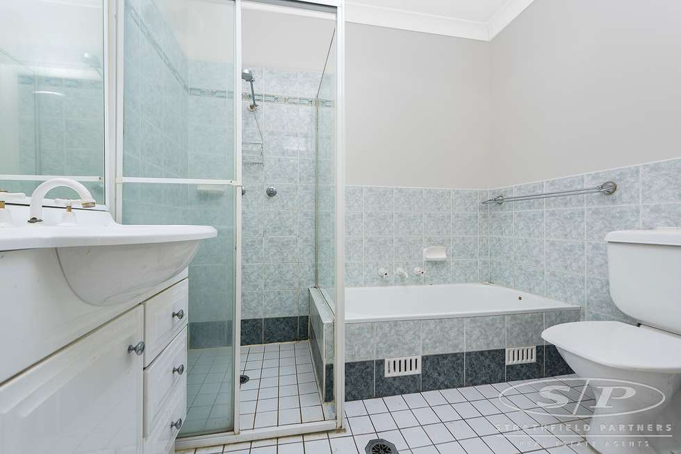 Fourth view of Homely apartment listing, 11/247h Burwood Road, Concord NSW 2137