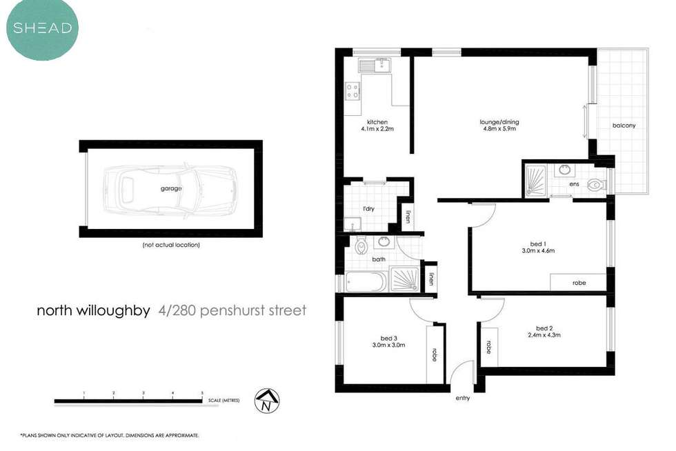 Fifth view of Homely unit listing, 4/280 Penshurst Street, Willoughby NSW 2068