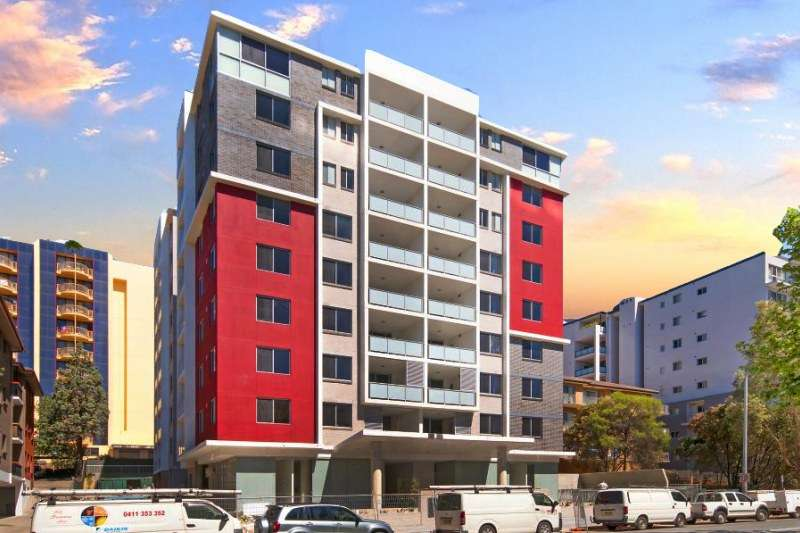 Main view of Homely unit listing, 38/29 Campbell Street, Parramatta, NSW 2150