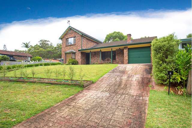 16 Paterson Close, Lake Tabourie NSW 2539