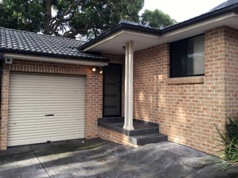 Main view of Homely townhouse listing, 3/1-3 Norma Avenue, Eastwood, NSW 2122