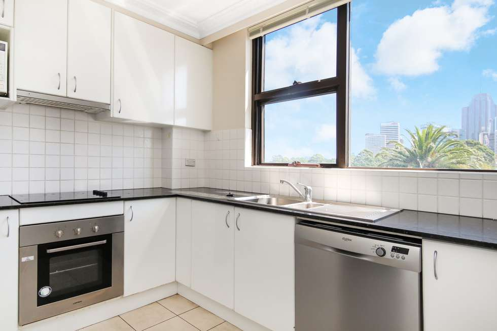 Second view of Homely apartment listing, 3d/50 Whaling Road, North Sydney NSW 2060