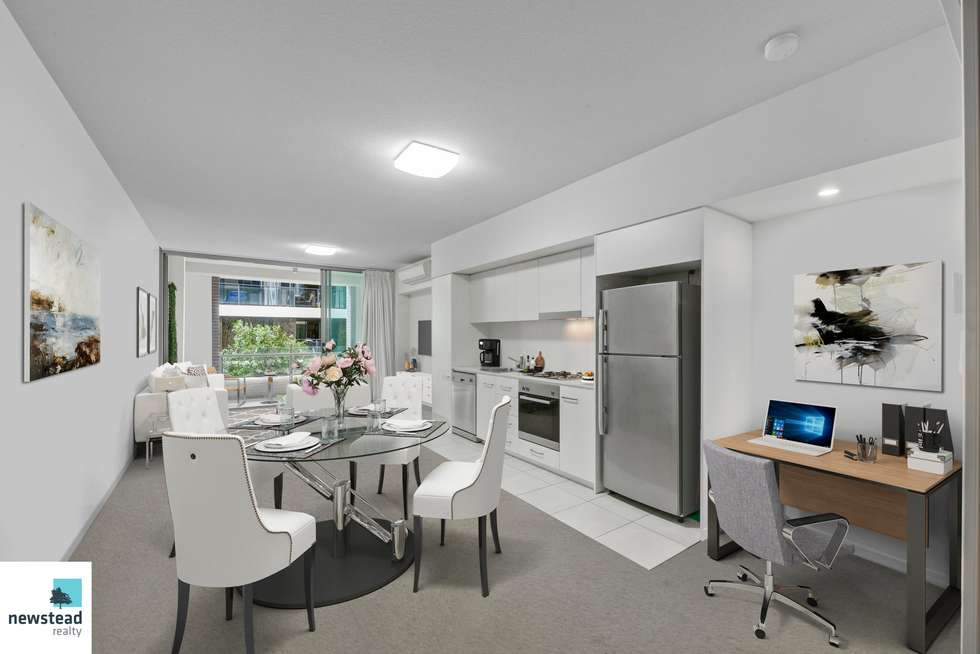 Second view of Homely apartment listing, 309/53 Wyandra Street, Teneriffe QLD 4005