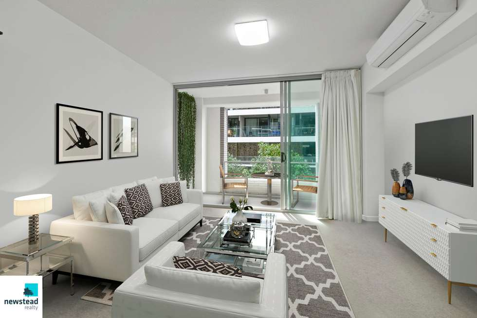 Third view of Homely apartment listing, 309/53 Wyandra Street, Teneriffe QLD 4005