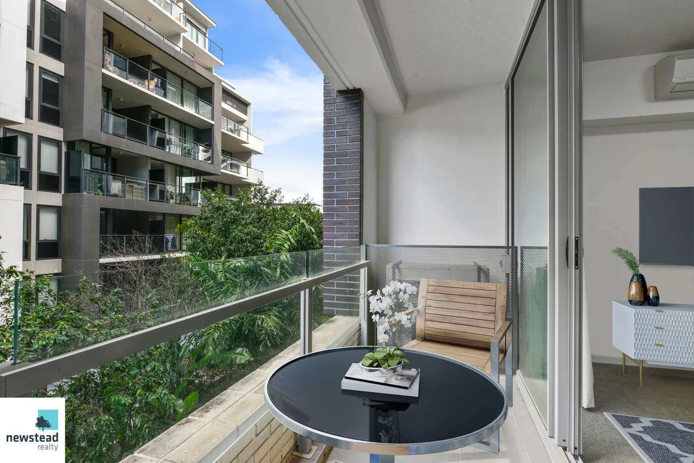 Sixth view of Homely apartment listing, 309/53 Wyandra Street, Teneriffe QLD 4005