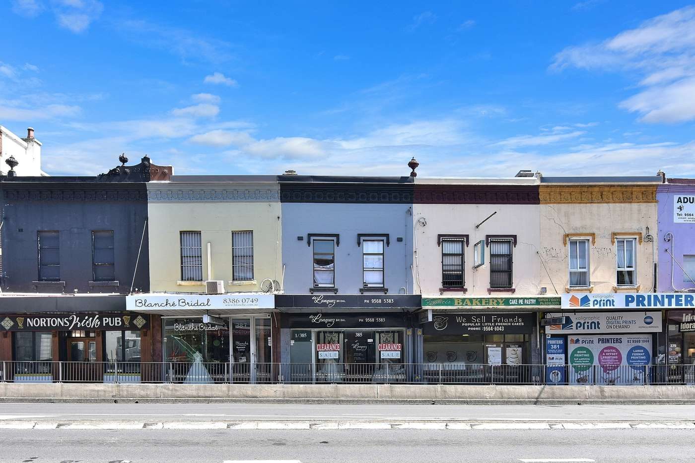 Main view of Homely apartment listing, 1/379 Parramatta Road, Leichhardt NSW 2040