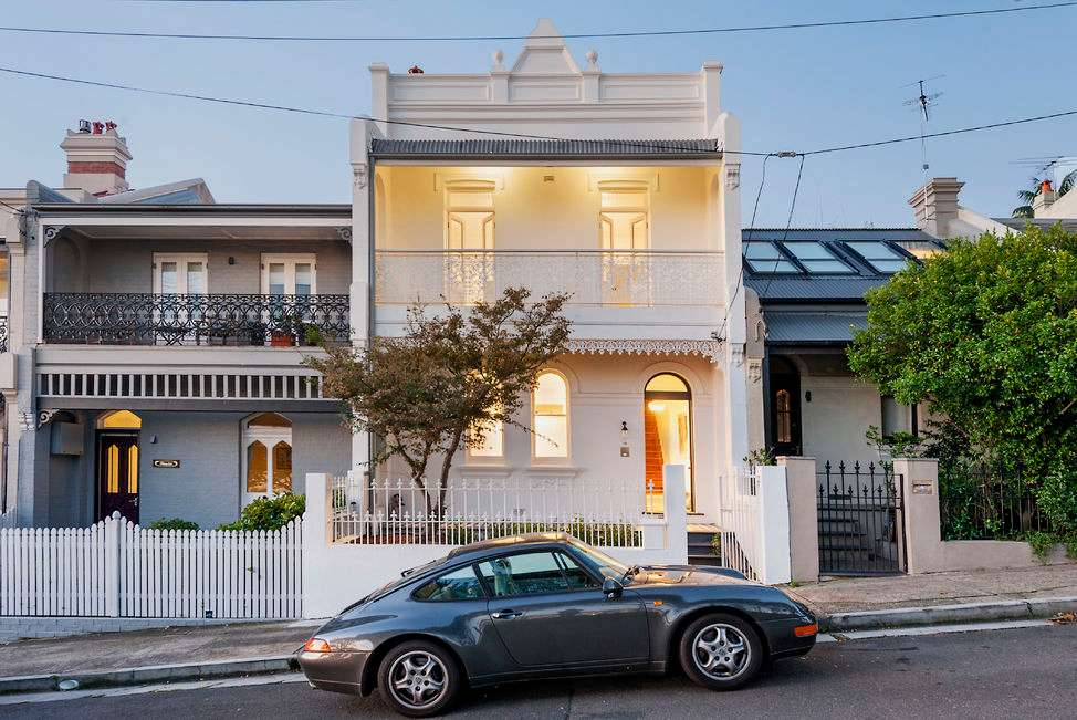 Main view of Homely house listing, 26 Grafton Street, Balmain, NSW 2041