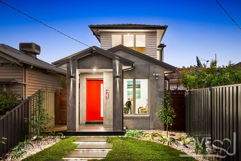 Main view of Homely house listing, 5 Newman Street, Thornbury, VIC 3071
