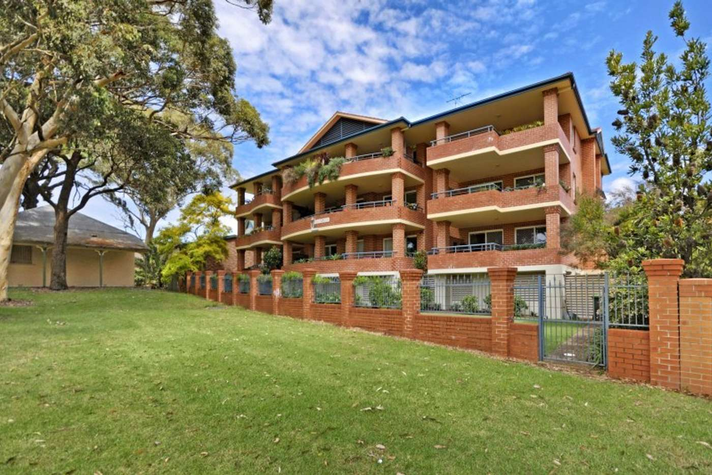Main view of Homely unit listing, 13/210 Willarong Road, Caringbah NSW 2229