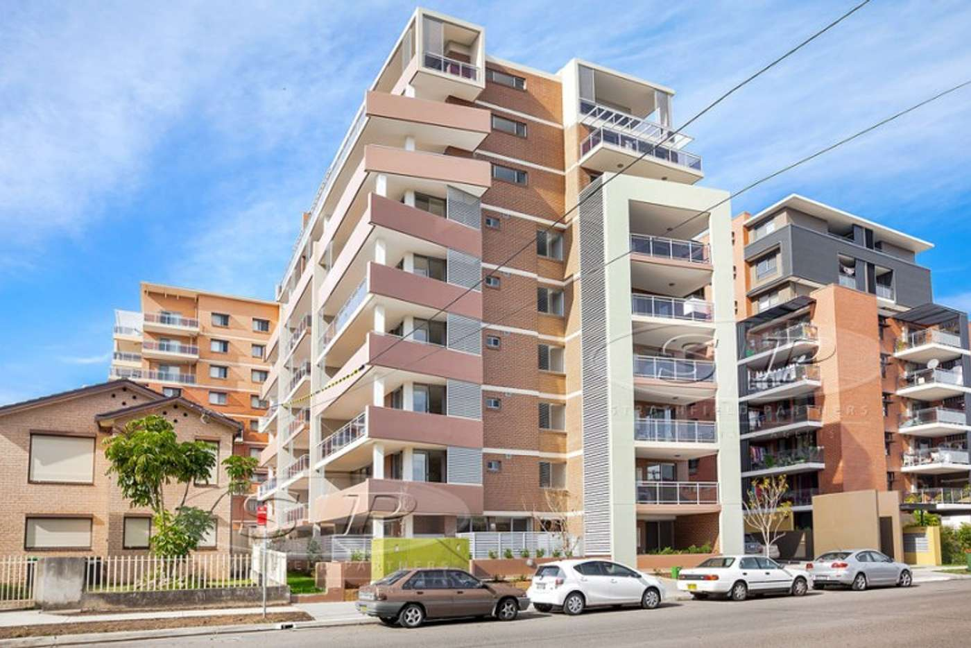 Main view of Homely unit listing, 32/12-14 George Street, Liverpool NSW 2170