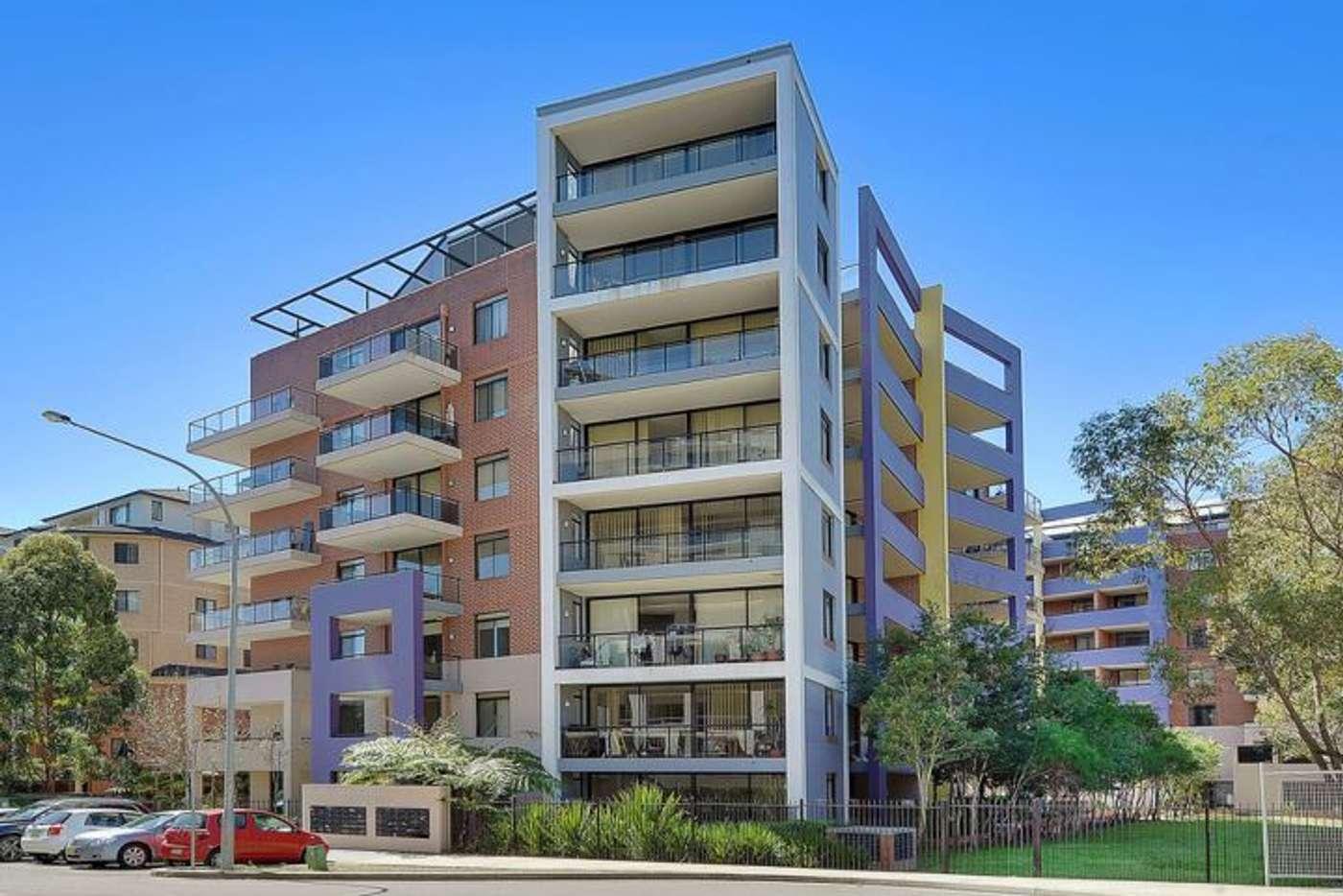 Main view of Homely apartment listing, 2302/32-36 Orara Street, Waitara NSW 2077