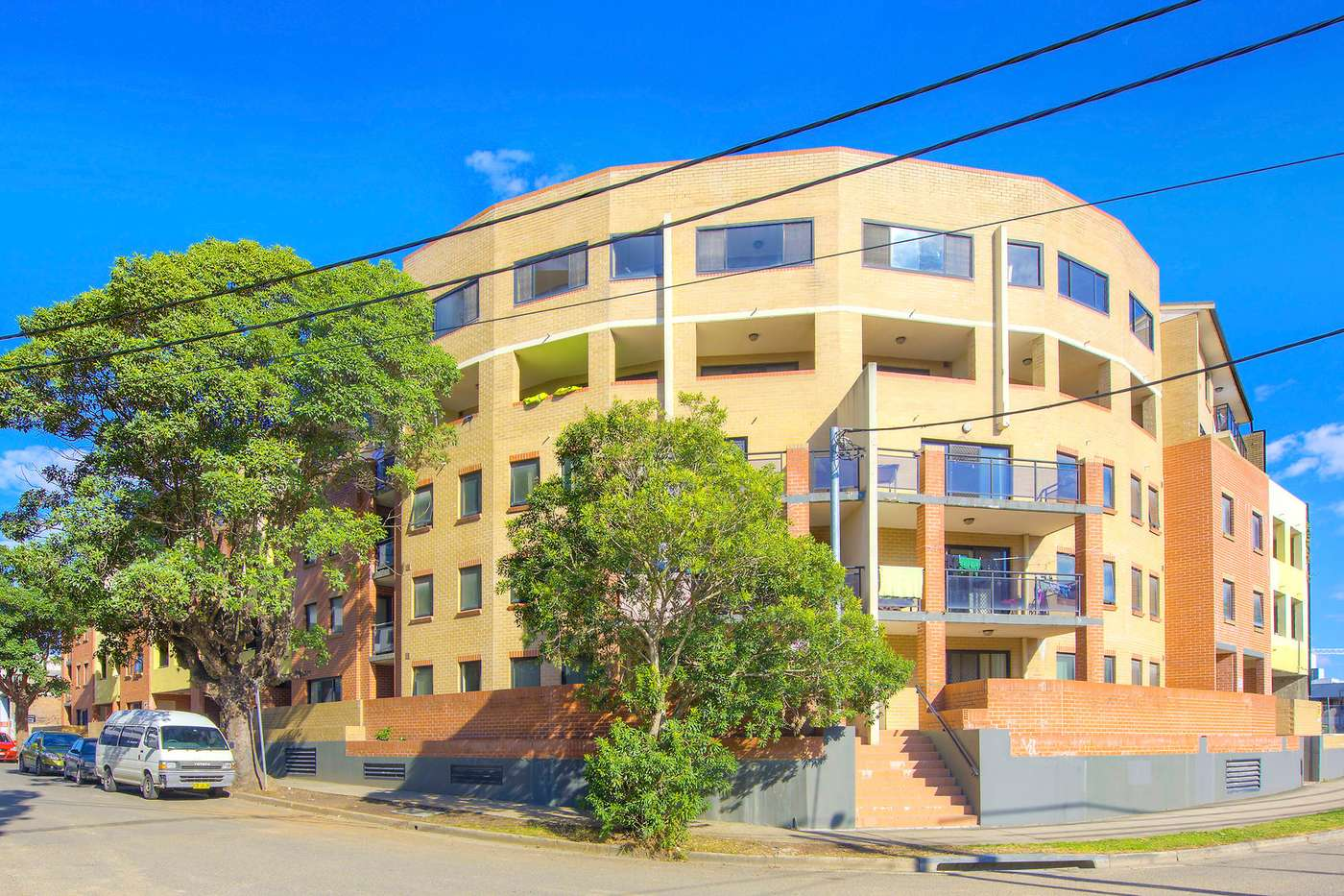 Main view of Homely unit listing, 23/2-10 Powell Street, Homebush, NSW 2140
