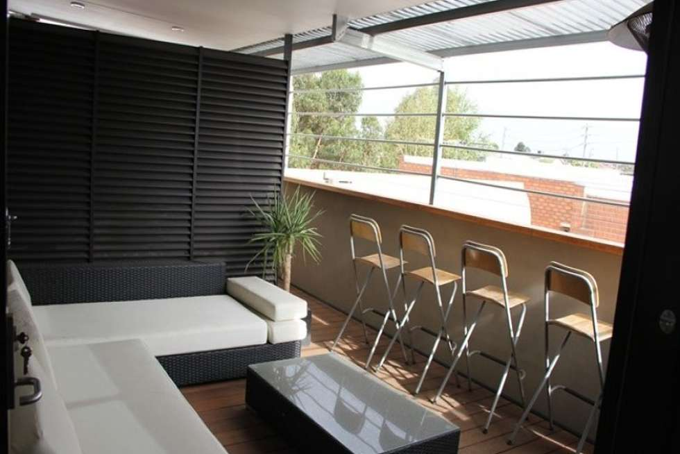 Second view of Homely townhouse listing, 182 Victoria Street, Seddon VIC 3011