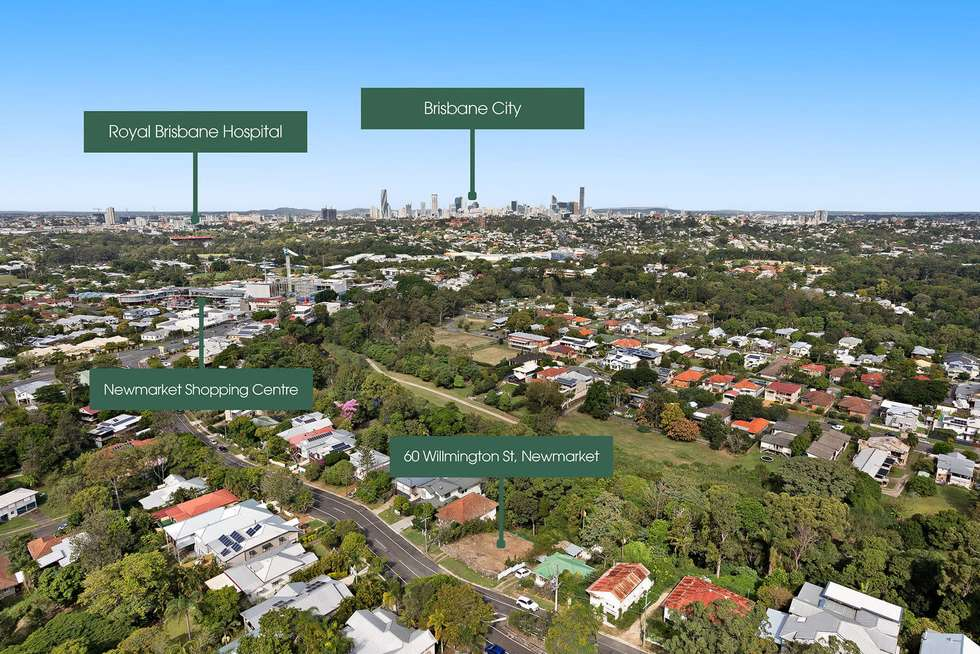 Fourth view of Homely residentialLand listing, 58 Willmington Street, Newmarket QLD 4051