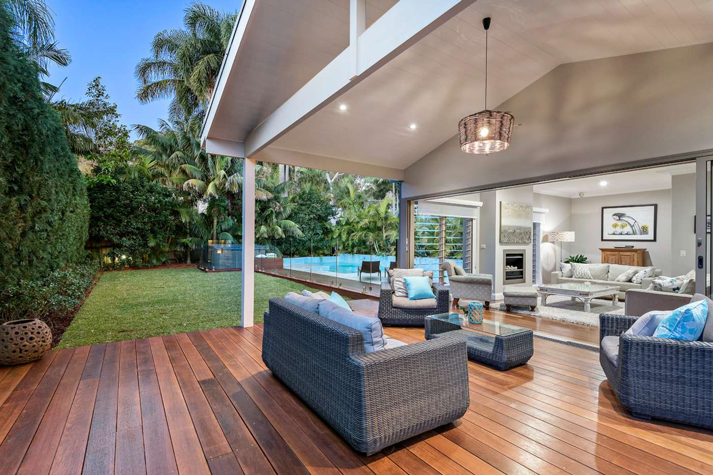 Main view of Homely house listing, 18 Monash Crescent, Clontarf NSW 2093