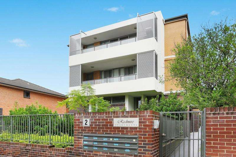 Main view of Homely apartment listing, 13/2 Burlington Road, Homebush, NSW 2140