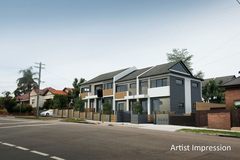 1-12/116-118 Burwood Road