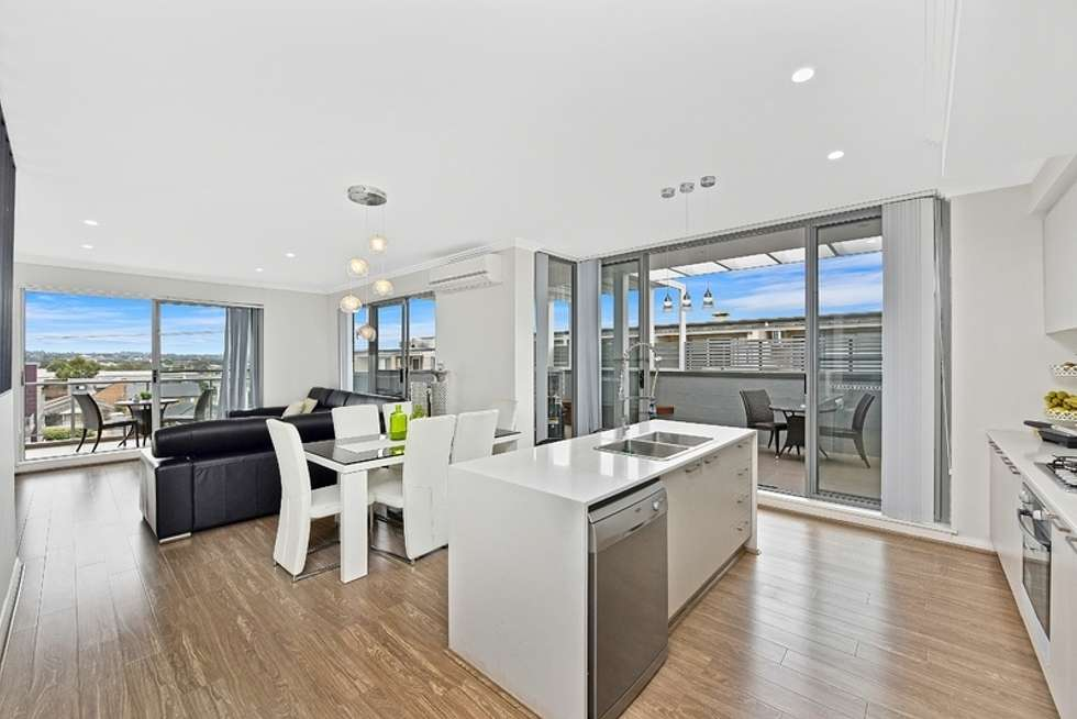 Fourth view of Homely apartment listing, 61/79 Beaconsfield Street, Silverwater NSW 2128