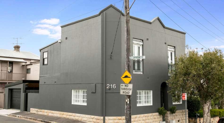 216 Evans Street, Rozelle NSW 2039