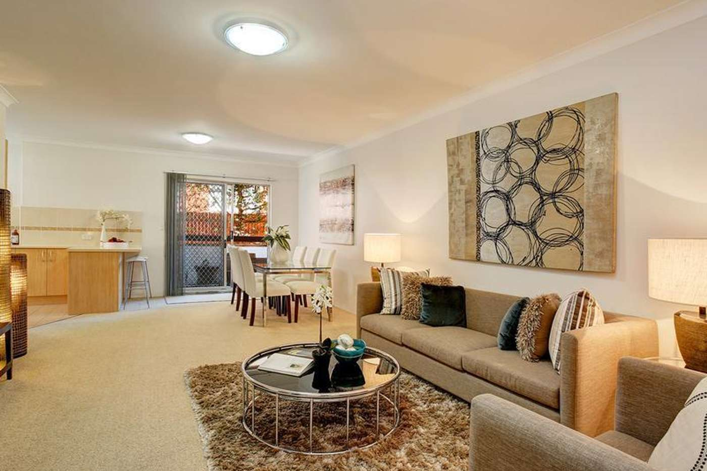Main view of Homely apartment listing, 2/15 Cecil Street, Ashfield NSW 2131