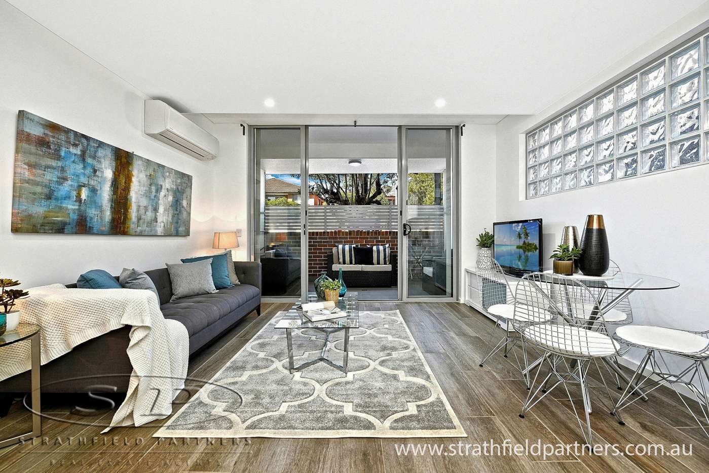 Main view of Homely apartment listing, G02/21 Beresford Road, Strathfield, NSW 2135